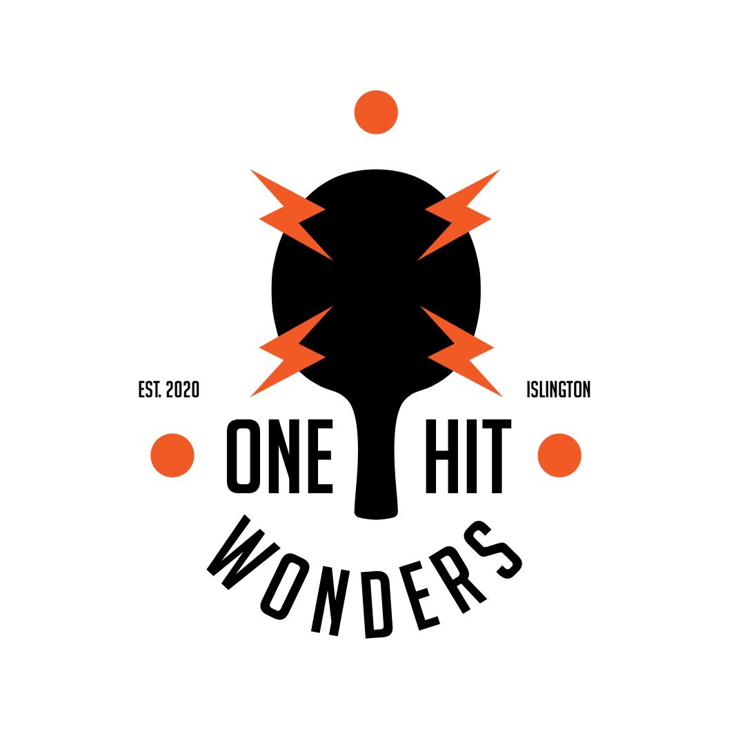 One-hit Wonders Logo Design Option 1